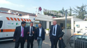 Ospedale San Giuliano: interviene Daniele