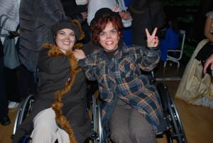 il gatto e la volpe Noemi Cibelli e Mariangela Correal