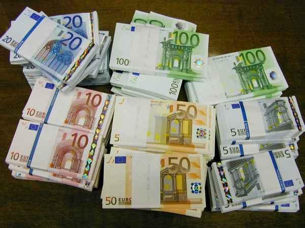 sei mila euro banconote false