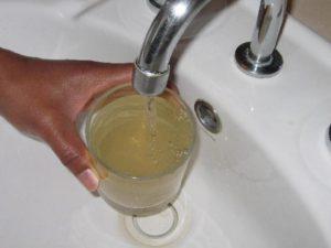 inquinamento acqua