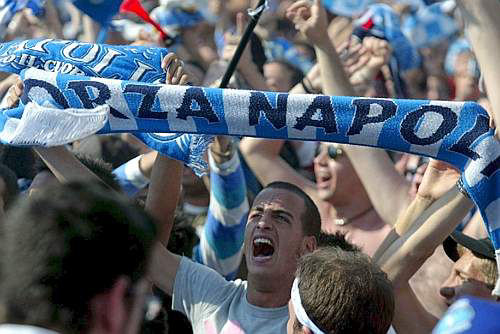 Manchester City - Napoli