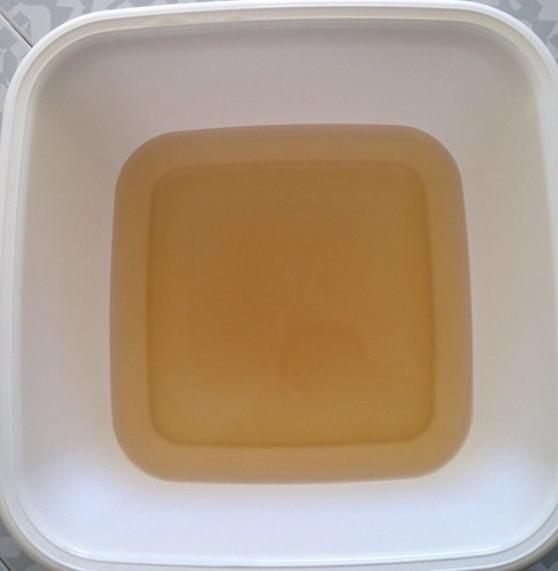 acqua gialla