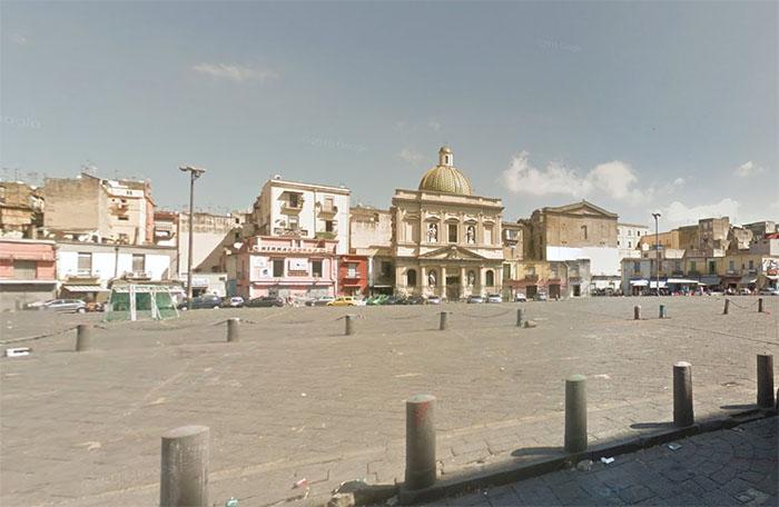 piazza mercato piazza del carmine
