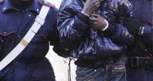 (foto repertorio) arrestato ladro scooter tenta suicidio e aggredisce agenti