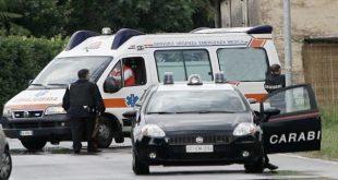 Uomo morto a Calvizzano, motozappa