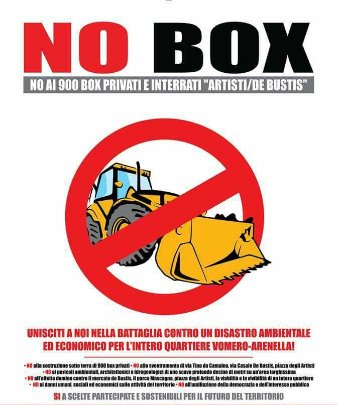 No ai Box, l'irruzione dei protestanti e il gesto di rivolta