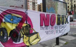 Ennesima mobilitazione da parte degli abitanti e dei lavoratori coinvolti nella lotta contro la costruzione dei 900 box privati.