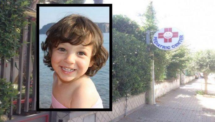 bimba di 3 anni muore