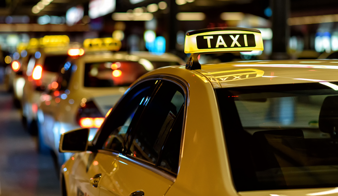 Taxi a Napoli