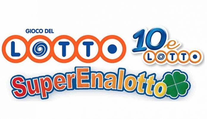 Estrazioni Lotto SuperEnalotto oggi in diretta