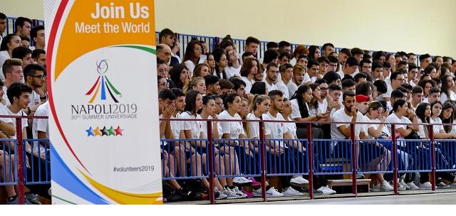Universiade volontari
