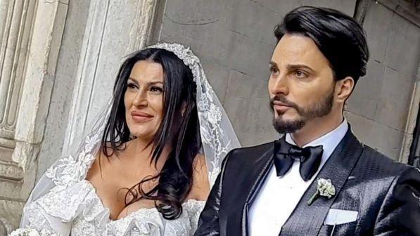 Tony Colombo nozze crisi