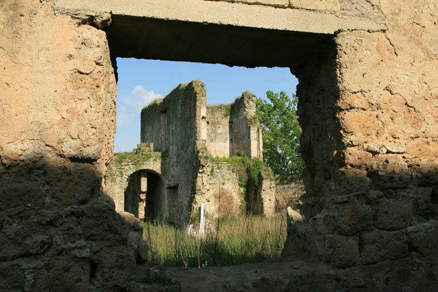 Leggende aversane castello di Popone