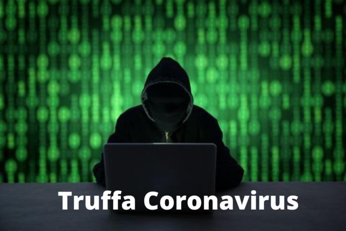 Truffa coronavirus