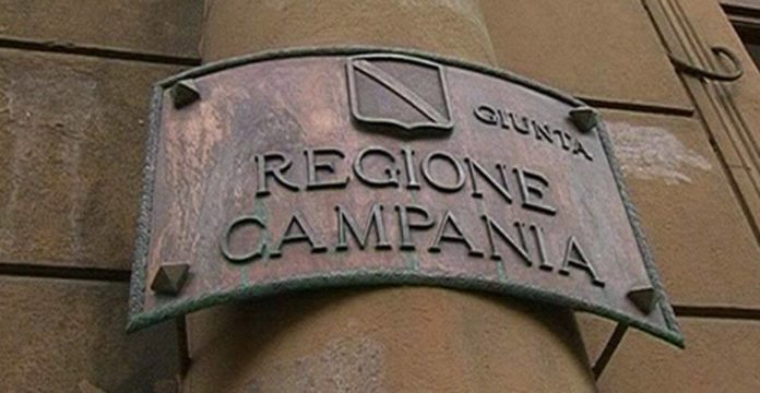 giunta regione campania legge regionale riders