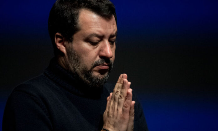 Salvini, Giordano, Meridionali, Feltri