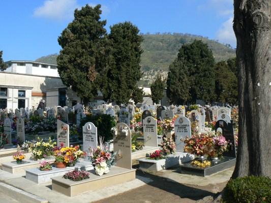 cimitero di Pozzuoli