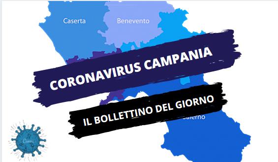 Bollettino contagi campania