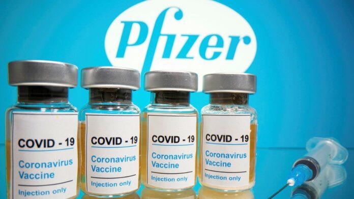 VACCINO pfizer efficace anticovid