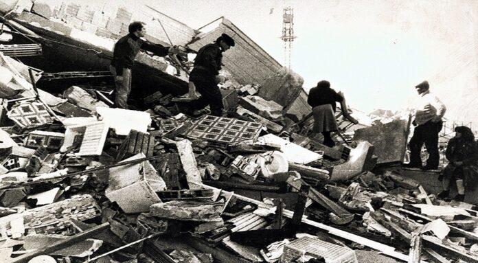 napoli terremoto