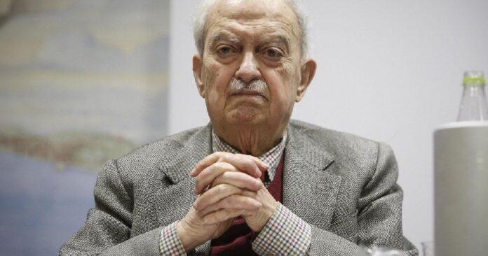 Morto Emanuele Macaluso