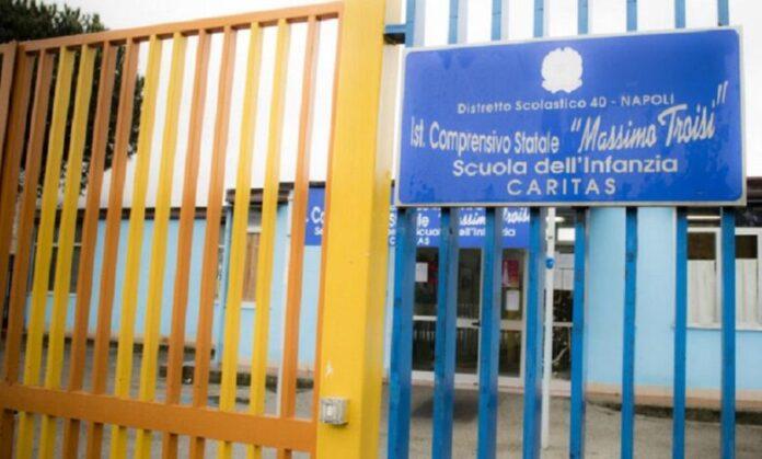 ladri scuola napoli