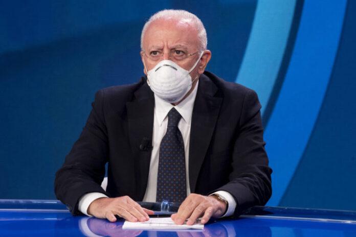 Covid: De Luca annuncia, da lunedì le scuole della Campania restano chiuse