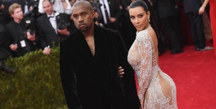 kim kardashian e kenye west