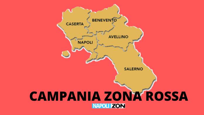 campania zona rossa