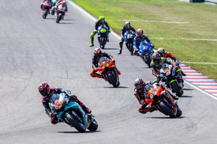 MOTO GP Francia Qualifiche