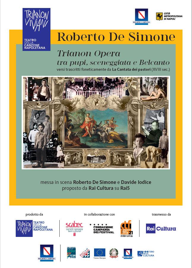 Trianon Opera locandina