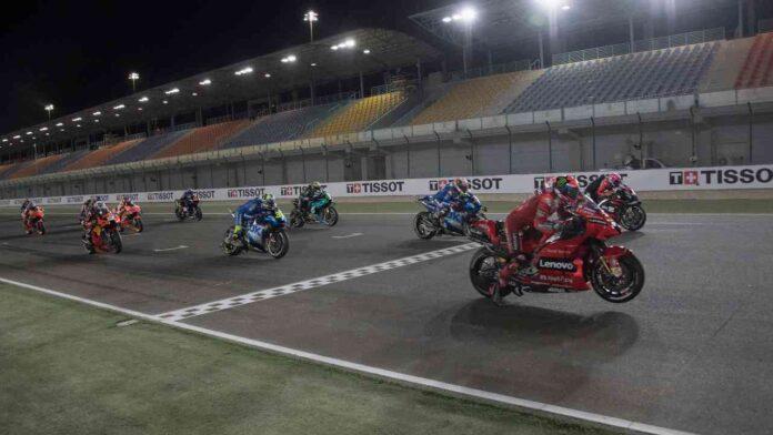 Qualifiche MOTO GP