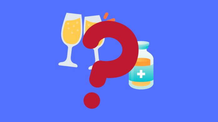 Vaccino e alcol