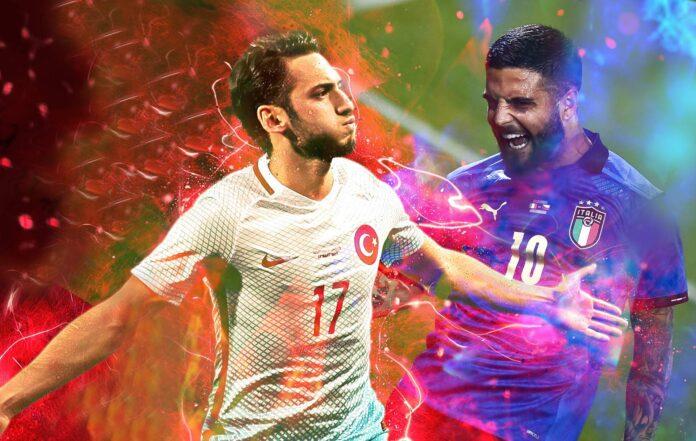 Turchia-Italia Euro 2020