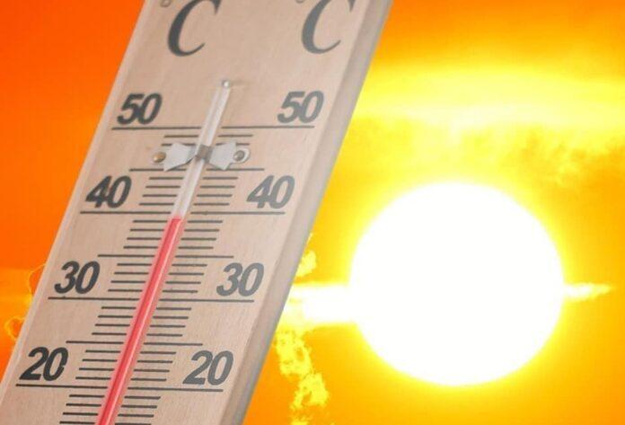 meteo campania ondata di calore