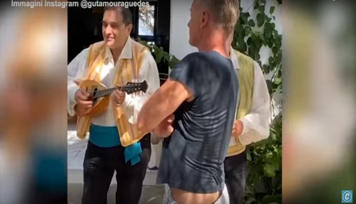 Sting Englishman in New York Capri