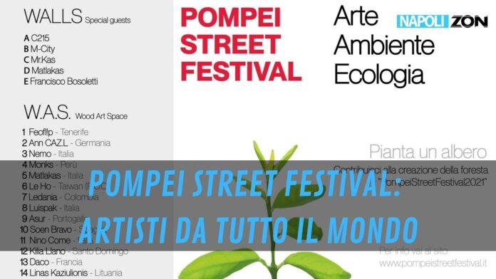 Pompei Street Festival