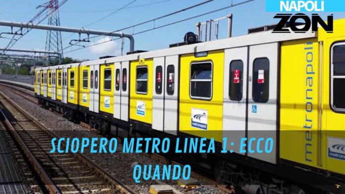 Sciopero Metro Linea 1
