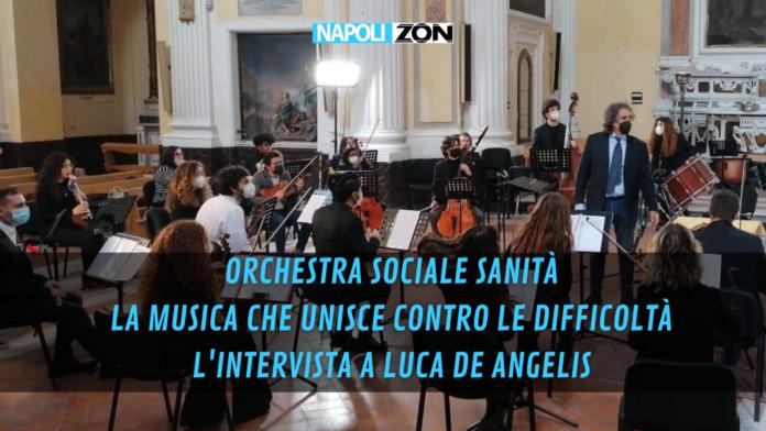 orchestra sociale sanità