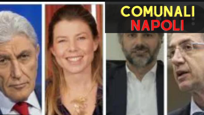 elezioni comunali napoli