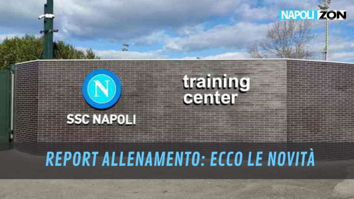 Report allenamento: ecco le novità al Konami training center